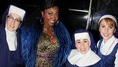 <i>Sister Act</I> at Macy's – Audrie Neenan – Patina Miller – Marissa Perry – Marla Mindelle