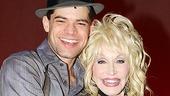 Dolly Parton at Bonnie & Clyde - Jeremy Jordan – Dolly Parton