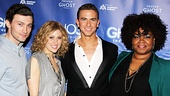 Stars Bryce Pinkham, Caissie Levy, Richard Fleeshman and Da'Vine Joy Randolph can't wait to bring Ghost to a Broadway audience.