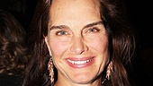Now. Here. This. Opening Night – Brooke Shields