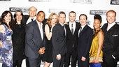 Clybourne Park Opening Night –Annie Parisse – Pam MacKinnon – Frank Wood – Damon Gupton – Christina Kirk – Bruce Norris – Jordan Roth – Jeremy Shamos – Crystal A. Dickinson – Brendan Griffin