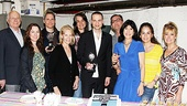 Clybourne Tony Award toast – Bruce Norris – Daryl Roth – Pam MacKinnon – Jordan Roth