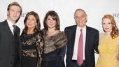 The Heiress – Opening Night – Dan Stevens – Paula Wagner – Stephanie P. McClelland – Roy Furman – Jessica Chastain