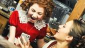 Cinderella at Macy's Parade - Lilla Crawford- Laura Osnes