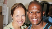 Katie Couric at 'Motown' — Katie Couric — Ryan Shaw