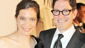 Tony Red Carpet- Diane Paulus- Randy Weiner