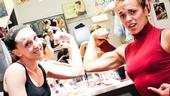 Pippin – Backstage Photos – Bethany Moore – Viktoria Grimmy