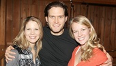 Bridges of Madison County – Album Recording – Kelli O'Hara - Steven Pasquale - Whitney Bashor