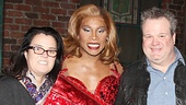Rosie O'Donnell - Billy Porter - Eric Stonestreet - Andy Kelso