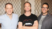 OP - Hedwig - Meet and Greet - David Binder - Neil Patrick Harris - Michael Mayer