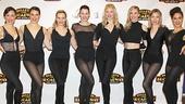 Bullets Over Broadway - Meet and Greet - OP -  Paige Faure - Synthia Link - Sarah Lin Johnson - Amanda Kloots-Larsen - Bryn Dowling - Kimberly Faure