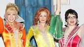 Mamma Mia - 5,000th Performance - OP - 3/14 - Felicia Finley - Corinne Melancon - Lauren Cohn
