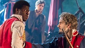 Les Miserables - Show Photos - 3/14 - Kyle Scatliffe - Ramin Karimloo