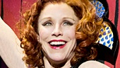 Charlotte d'Amboise as Fastrada in Pippin.