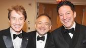 New York Pops Gala - Honoring Marc Shaiman and Scott Wittman - OP - 4/14 - Martin Short - Marc Shaiman - John Pizzarelli