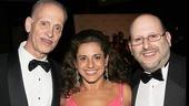 New York Pops Gala - Honoring Marc Shaiman and Scott Wittman - OP - 4/14 - John Waters - Marissa Jaret Winokur - Mark Kaufman