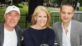 Public Theater Gala - 2014 - OP - 6/14 - David Geffen - Darryl Roth - Jordan Roth