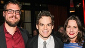 Hedwig and the Angry Inch - Opening - 10/14 - Jim Mickle - Michael C. Hall - Linda Moran