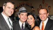 John Johnson - Jefferson Mays - Sue Wagner- Joey Parnes.A Gentleman's Guide to Love & Murder - 1 Year - 11/14 -