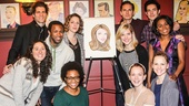 Beautiful - Sardi's - 1/15 - Jessie Mueller - cast