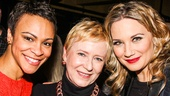 Chicago - 1/15 - Carly Hughes - Jennifer Nettles - Eve Plumb