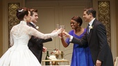It Shoulda Been You - Show Photos - 4/15 - Sierra Boggess - Nick Spangler - Montego Glover - David Burtka