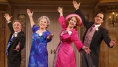 It Shoulda Been You - Show Photos - 4/15 - Chip Zien - Tyne Daly - Harriet Harris - Michael X. Martin
