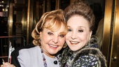 Gigi - Opening - 4/15 - Barbara Walters - Cindy Adams
