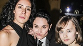 Fun Home - Opening - 4/15 - Roberta Colindrez - Beth Malone - Sydney Lucas