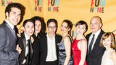 Fun Home - Opening - 4/15 - alison Bechdel