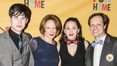 Fun Home - Opening - 4/15 - Marrick Smith - Nicole Van Giesen - Lauren Patten - Jim Stanek