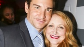 Tony Nominees - Brunch - 4/15 - Andy Karl - Patricia Clarkson