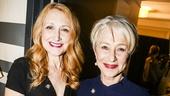 Tony Nominees - Brunch - 4/15 - Patricia Clarkson - Helen Mirren