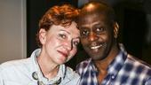 Tony Nominees - Brunch - 4/15 - Julie White - K. Todd Freeman