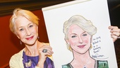 Helen Mirren - Sardi's - The Audience - 5/15