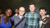Fun Home - Actors Fund performance - 8/15 - Jocelyn Bioh, Richard Hollis, Tom Patrick Stephens - Tim Wright