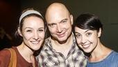 Fun Home - Actors Fund performance - 8/15 - Jill Paice, Michael Cerveris - Leanne Cope