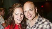 Fun Home - Actors Fund performance - 8/15 - Emily Melcher- Michael Cerveris