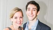 Beautiful: The Carole King Musical - Tour cast - Meet the press - 9/15 - Becky Gulsvig and Ben Fankhauser