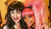 Hedwig and the Angry Inch - Taye Diggs - closing - 9/15 - Lena Hall and Rebecca Naomi Jones