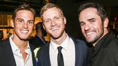 Mamma Mia! - Closing - 9/15 - Neil Starkenberg, Marshal Kennedy and Corey Greenan
