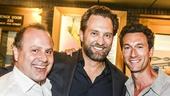 Mamma Mia! - Closing - 9/15 -  Daniel Cooney, Graham Rowat and Aaron Lazar