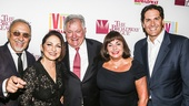 Viva Broadway - Benefit Concert - Gloria Estefan - Miami Sound Machine - 9/15