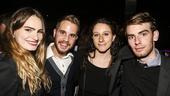 SPring Awakening - Opening - 9/15 - Kathryn Gallagher, Ben Platt, Natalie Margolin and James Gallagher