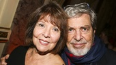 American Theater Wing - James Earl Jones - 9/15 - Gen LeRoy and  husband Tony Walton