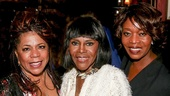 The Gin Game - Opening - 10/15 - Valarie Simpson,  Cicely Tyson and Alfre Woodard