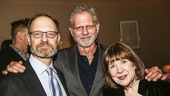 Ripcord - Opening - 10/15 - David Hyde Pierce, Fight Director Thomas Schall and Marylouise Burke