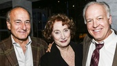 The Humans - Opening - 10/15 - Peter Friedman, wife Caitlin O'Connell and Reed Birney