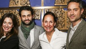 Misery - Opening - 11/15 - Zoe Perry, Arian Moayed, Laurie Metcalf and Omar Metwally