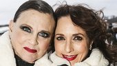 Chicago - Behind the Scenes - Photo Shoot - 12/15 - Ann Reinking and Bebe Neuwirth